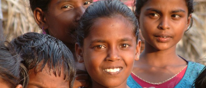 Girls at Social Change and Development