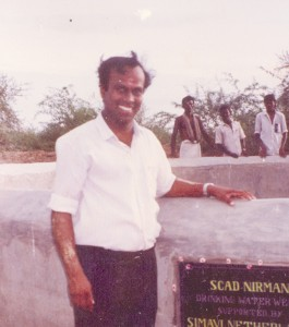 Cletus Babu founder of Social Change and Development