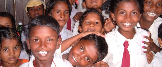 NGO Social Change and Development educates rural children