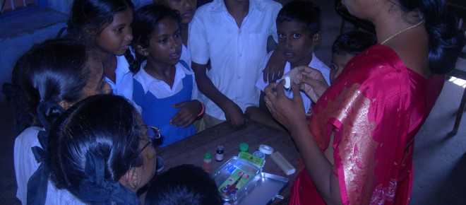 Kutty doctors training
