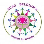 logo SCAD Belgium's Women to women